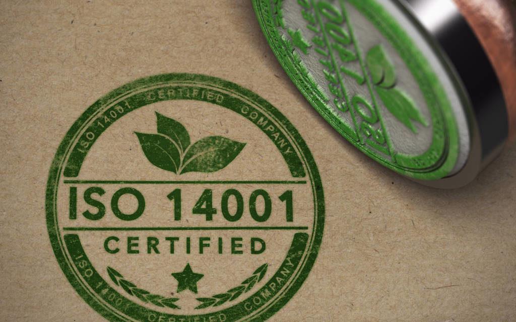 CERTIFICAÇÃO I.S.O. 14001
